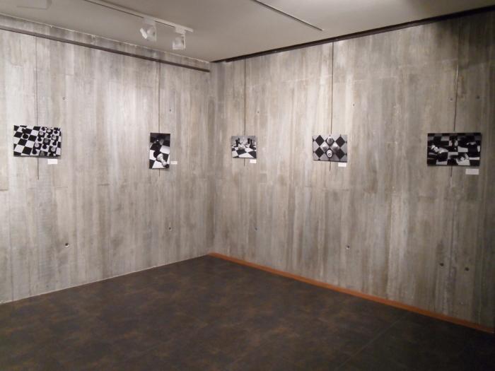 hecha por Javier Ferdo, exposición en Ortuella